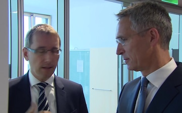 NATO Secretary General visits the Federal Republic of Germany - DAY 2