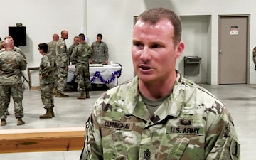 175th MPs gain new command sergeant major