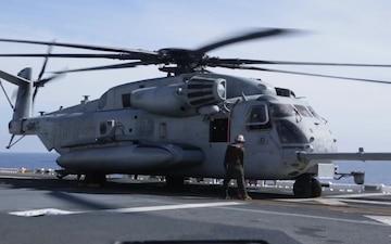 Aviation Combat Element Carrier Qualifications