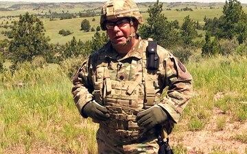 Operation Western Strike Commander Speaks about Alabama Battalion