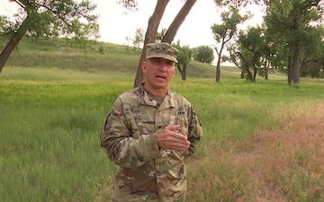 Camp Guernsey Commander Discusses Operation Western Strike And The Unique Training Challenges Offered In Wyoming