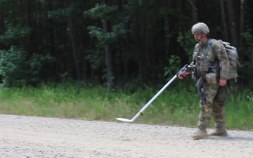Back to the Basics with the 112th MP Battalion