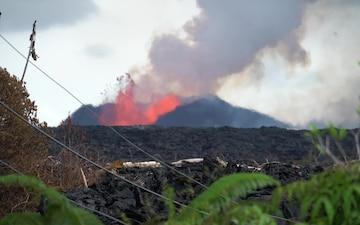 Volcanic Fissure #8