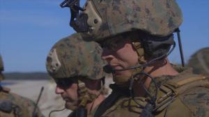 26th MEU Marines, USS Oak Hill Participate in BALTOPS 2018