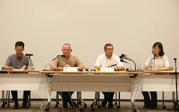 III MEF Commanding General and Consul General Roundtable Discussion with Okinawan Media (FULL VIDEO)