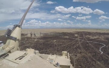 116th Brigade Engineer Battalion conducts live demo breach