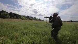 Saber Strike 18 Air Assault