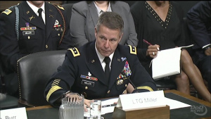 Resolute Support Command Nominee Testifies in Nomination Hearing