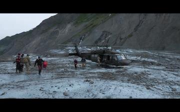 Colony Glacier Crash Recovery Story