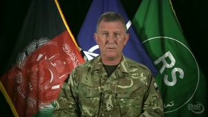 Resolute Support Deputy Commander Discusses Afghanistan Operations