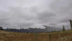 SunPower Solar Panel Timelapse at Vandenberg