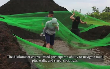 Camp Fuji's Mud Run brings the local and US communities together