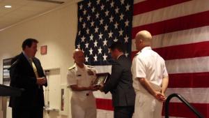 Admiral Charles LeMoyne Leadership Award