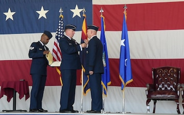 56th Fighter Wing Change of Command