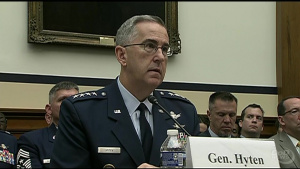 Stratcom Commander Testifies Before House Committee