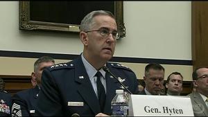 Stratcom Commander Testifies Before House Committee