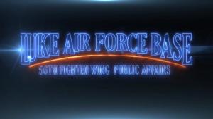 2018 Luke AFB video brand