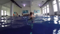 Guardsmen teach Mongolian soldiers swimming, safety, self-assurance