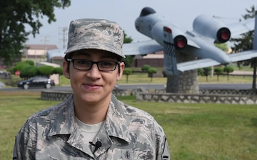 MSgt Liana Perez TB Rays Shout Out