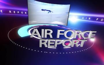 Air Force Report: Cadet Visit