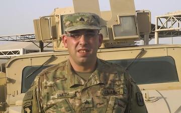 Sgt Paul Smith