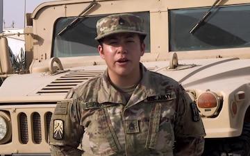 Staff Sgt. Edna Espinosa, Yankees