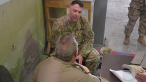 321st SB advises and assists Iraqi logisticians