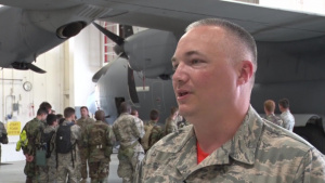 193rd SOW welcomes Civil Air Patrol