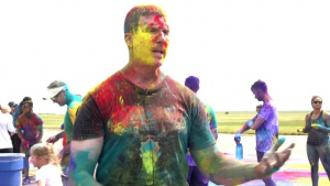 Malmstrom Color Run