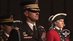 Chairman of the Joint Chiefs of Staff Hosts Twilight Tattoo