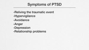 178th Wing DPH discusses PTSD awareness