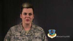Tech. Sgt. Elisabeth Gelhar uses entrepreneurship skills to enhance military career