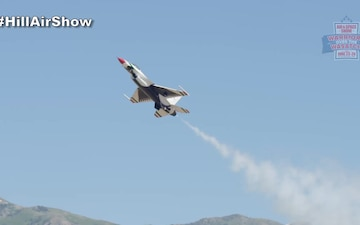 2018 Hill Airshow promo