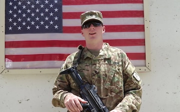 Spc. Dylan Whitney - Independence Day 2018