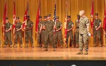 3rd MLG Welcomes New Commanding General