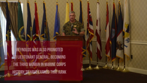 Marine Forces Cyberspace Change of Command