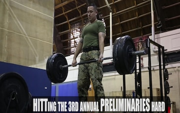 HITTing the 3rd annual preliminaries hard