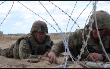 Atlantic Resolve in Europe / 91st Engineer Battalion - Breaching Is Our Job