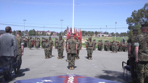 Change of Command Ceremony: Commanding General of 1st MARDIV (Part 3)