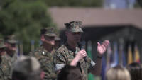 Change of Command Ceremony: Commanding General of 1st MARDIV (Part 5)