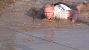 Army Mud Run