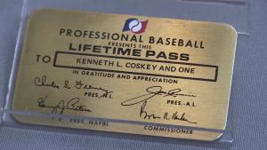 """MLB """"Golden Ticket"""""""
