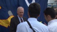 Secretary of the Navy expands namesake of USS John S. McCain