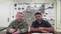 Contracting Live Event with Transatlantic Afghanistan District