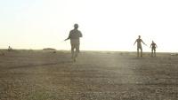 Squad Tactics at the Besmaya Range Complex
