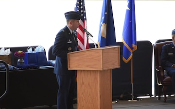 60th Air Mobility Wing Change of Command Ceremony 2018 part 2
