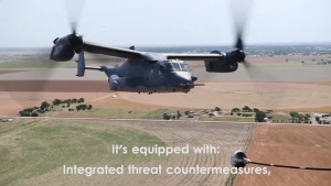 CV-22 Factoid Video