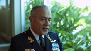 CONJEFAMER Interview - Commander General Javier Ramirez Guillen