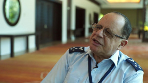 CONJEFAMER 2018 Interview - General Jorge Robles Mella