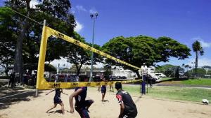 BRP Davao Del Sur Team Wins RIMPAC 2018 Sand Volleyball Tournament
